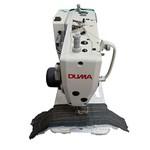 Máquina de Costura Reta Eletrônica Direct Drive Duma
