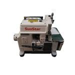 Máquina de Costura Overloque Ponto Cadeia Sunstar