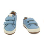Tênis Infantil Masculino Bruno - Azul Bebê