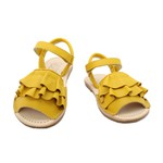 Sandália Infantil Feminino Bianca - Amarela