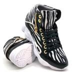 Tenis Dad Chunky Sneaker Feminina Bm Brasil 250/05 Zebra
