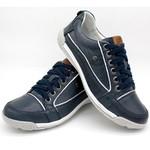 Sapatos Casual Porshe Amura 114/03 Azul