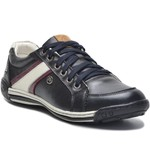 Sapatos CASUAL PORSHE Aportar 410/02 PRETO