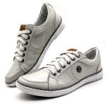 Sapatos Casual America Sapatenis Bm Brasil 759/13 Gelo