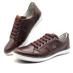 Sapatos Casual America Sapatenis Bm Brasil 759/16 Brown