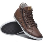 BOTA CASUAL TAURUS BMBRASIL 901/07 BROWN