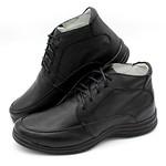 Sapato Confort Plus Bmbrasil 2713/01 Preto