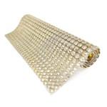 Manta Aspiral - Ouro light.