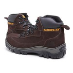 Bota Caterpillar 9810 - Café