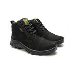 Bota Caterpillar Harley Low - Preto