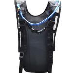 Mochila de Hidratação Térmica Extreme 2 Litros Offtime Preto + Protetor de Quadro