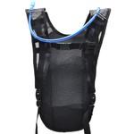 Mochila de Hidratação Térmica Advanced 2 Litros Offtime Preto + Protetor de Quadro