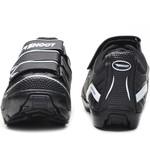 Sapatilha MTB Snoot S1 Preta/Branca Confort