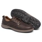 Sapato Comfort Classic Lace Chocolate
