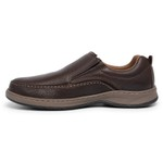 Sapato Comfort Classic Slip Chocolate