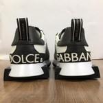 Tenis Dolce Gabbana Branco Preto