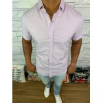 Camisa Social Manga Curta LCT