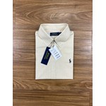 Camisa Manga Curta Ralph Lauren - Creme