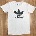 Camiseta Adidas Bege