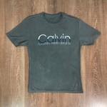 Camiseta Calvin Klein - Verde