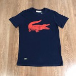 Camiseta LCT - Azul Marinho