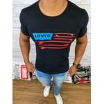 Camiseta Levis - Preta