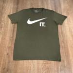 Camiseta Nike - Verde