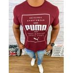 Camiseta Puma - Vinho