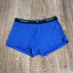 Cueca Diferenciada Brooksfield - Azul Bic