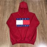 Blusa de Frio Tommy Hilfiger - Vermelha