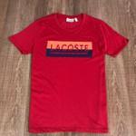 Camiseta Lacoste - Vermelha