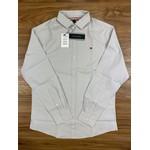Camisa Manga Longa Tommy - Cinza