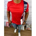 Camiseta Tommy Hilfiger - Diferenciada Vermelha