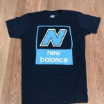 Camiseta New Balance - Azul