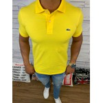 Polo Lacoste - Amarelo