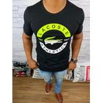 Camiseta Lacoste - Preta