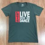 Camiseta Levis - Verde