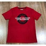 Camiseta Tommy Hilfiger - Vermelho
