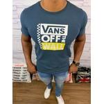 Camiseta Vans - Azul Marinho