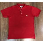 Polo Burberry - Vermelha