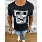 Camiseta Puma - Preta