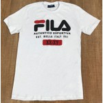 Camiseta Fila - Branca