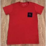 Camiseta Calvin Klein - Vermelha
