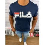 Camiseta Fila - Azul Marinho