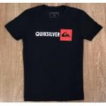 Camiseta QuikSilver - Preta