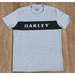 Camiseta Oakley - Cinza