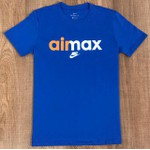 Camiseta Nike - Azul