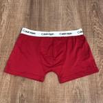 Cueca Calvin Klein - Vermelha