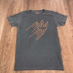 Camiseta Osk - Cinza