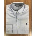 Camisa Manga Longa Ralph Lauren - Logo Preto